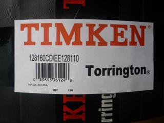 Подшипник Timken/Torrington
